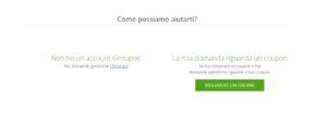 Groupon - Numero Verde e Contatti Servizio Assistenza Clienti